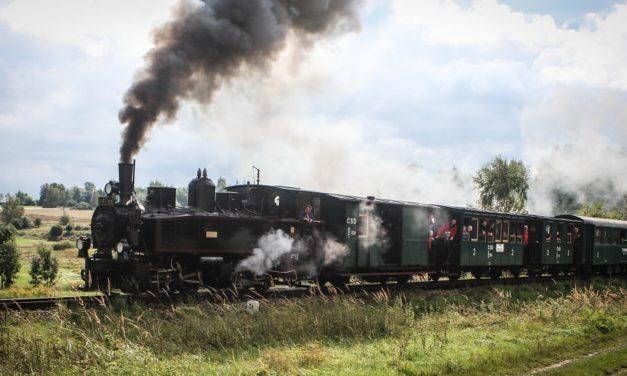 Parní vlaky 2021