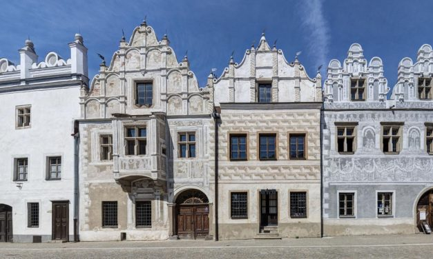 Slavonice získaly titul Historické město roku 2017
