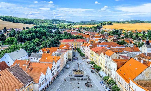 Překvapivé stavby – Slavonice