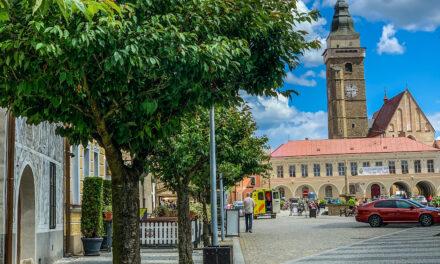 Městská věž Slavonice