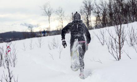 Zimní sporty v České Kanadě? Vyzkoušejte sněžnice