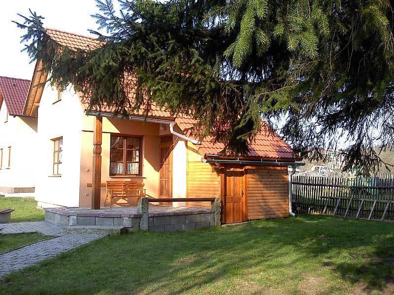 Chata Nová Bystřice