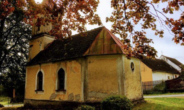 Kaple sv. Terezie z Lisieux