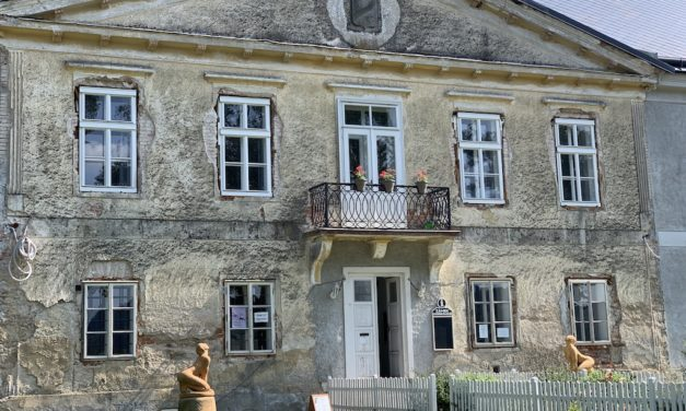 Živé památky u rakouských hranic