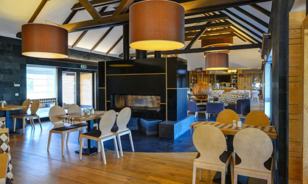 Restaurace Golfresort Monachus