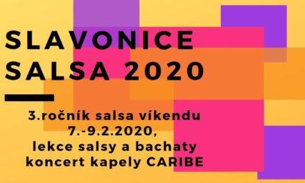 Salsa víkend ve Slavonicích