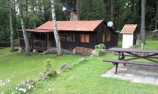 Chata Kunějovské samoty