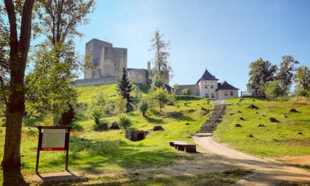 Hrad Landštejn zahajuje turistickou sezónu
