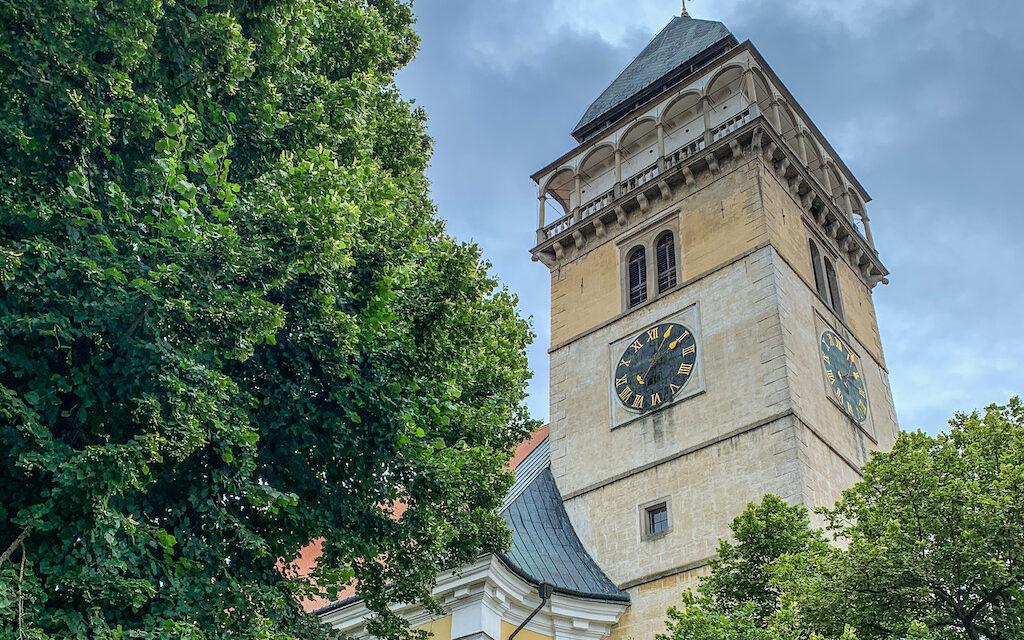 Renesanční věž Dačice