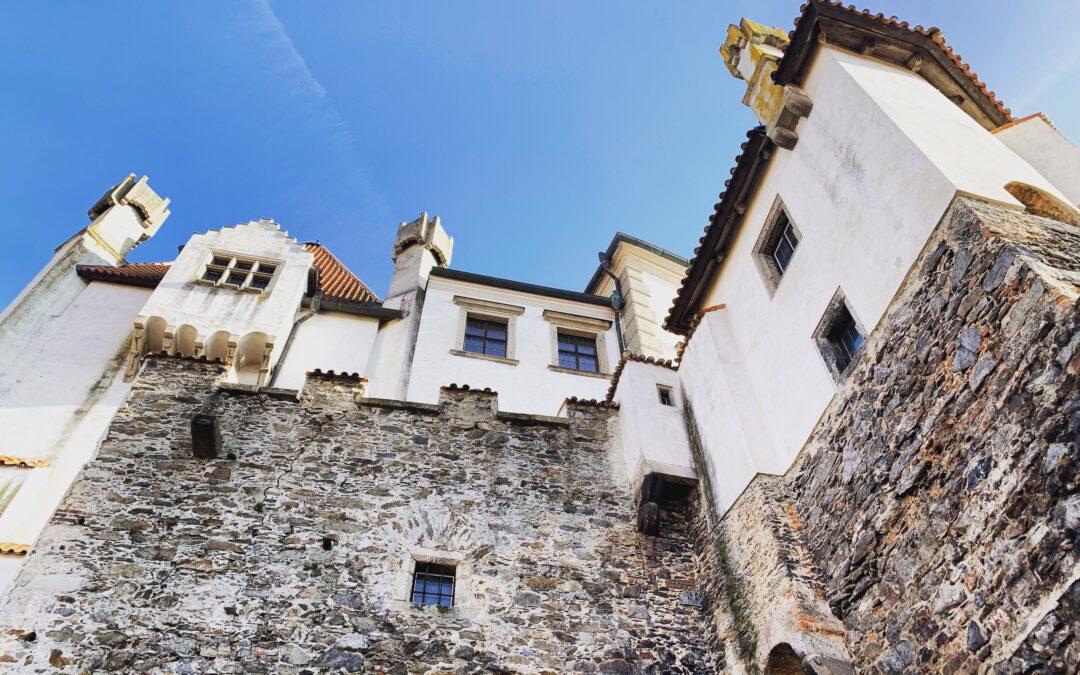 Filmové natáčení na zámku