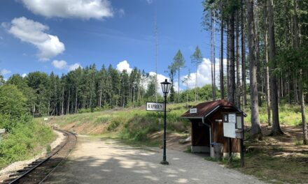 Cimrmanovo lesní nádraží