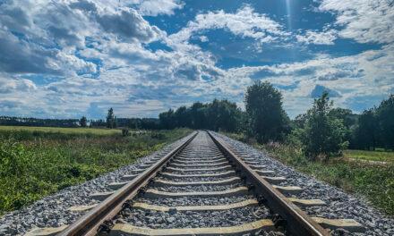 Historický vlak   Telč – Slavonice